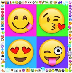 Smiles4U (300 Piece Oversized EMOJI) Graphics / Illustration Large Piece