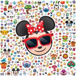 Minnie (Disney) Collage Children's Puzzles