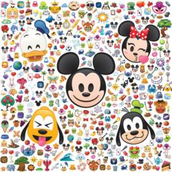 Mickey (Disney) Movies / Books / TV Children's Puzzles