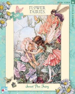 Sweet Pea Fairy (Flower Fairies) Flowers Jigsaw Puzzle