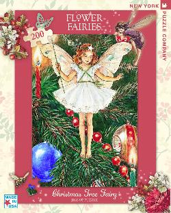 Christmas Tree Fairy Fairies Children's Puzzles
