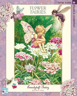 Candytuft Fairy (Mini) Flowers Miniature Puzzle