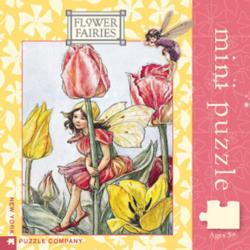 Tulip Fairy (Flower Fairies) (Mini) Flowers Jigsaw Puzzle