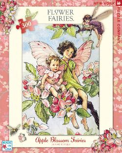 Apple Blossom Fairies (Flower Fairies) Fairies Jigsaw Puzzle