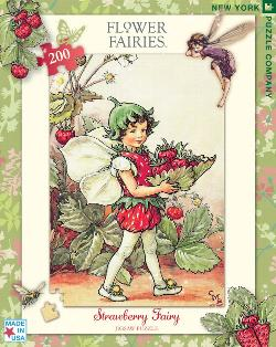 Strawberry Fairy (Flower Fairies) Food and Drink Jigsaw Puzzle