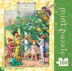 Fairy Orchestra (Mini) (Flower Fairies) Flowers Miniature Puzzle