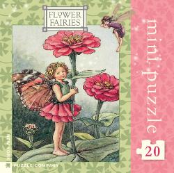 Zinnia Fairy (Mini) (Flower Fairies) Flowers Jigsaw Puzzle