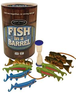 Fish in a Barrel (Front Porch Classics) Animals