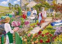 The Florist's Round Domestic Scene Multi-Pack