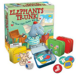 Elephant's Trunk Animals