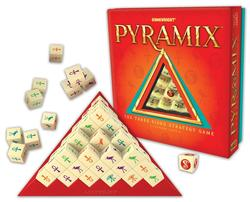 Pyramix Children's Games Dice Game