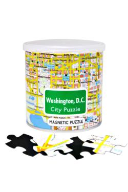 City Magnetic Puzzle Washington DC Cities Magnetic Puzzle