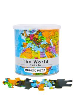 City Magnetic Puzzle World Cities Magnetic Puzzle