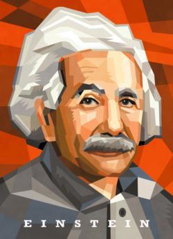 Scientist Jigsaw Puzzle Series: Albert Einstein Science Jigsaw Puzzle