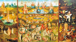 The Garden of Earthly Delights Renaissance Jigsaw Puzzle