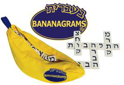 Bananagrams - Hebrew