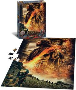 The Hobbit: Desolation of Smaug Collector's Puzzle Movies/Books/TV Jigsaw Puzzle
