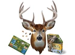 I Am Buck Wildlife Jigsaw Puzzle