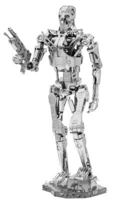 Terminator T-800 Robots Metal Puzzles