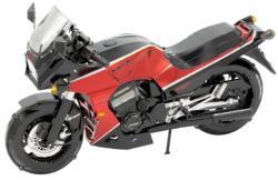 Kawasaki Ninja GPz900R Vehicles Metal Puzzles