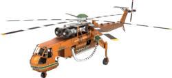 S-64 Skycrane Military / Warfare Metal Puzzles