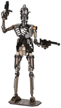 IG-11 Star Wars Star Wars Metal Puzzles