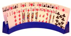 Twin Tier - Playing Card Holder in Blue