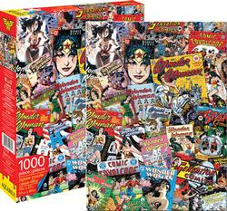Wonder Woman (DC Comics) Collage Jigsaw Puzzle