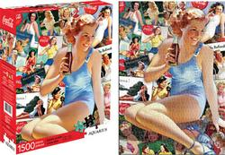 Beauties (Coca-Cola) Collage Jigsaw Puzzle