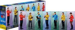 Star Trek - Cast (Slim Puzzle) Sci-fi Panoramic Puzzle