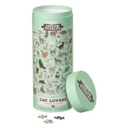 The Cat Lover's Jigsaw Puzzle Cats Jigsaw Puzzle