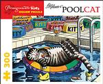 Pool Cat Cats Children's Puzzles
