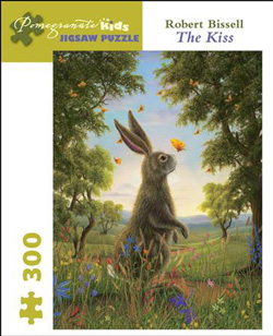 The Kiss Easter Children's Puzzles