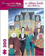 The Addams Family Movies / Books / TV Children's Puzzles