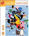 Wings of the World Contemporary & Modern Art Jigsaw Puzzle