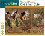 Old King Cole Nostalgic / Retro Children's Puzzles