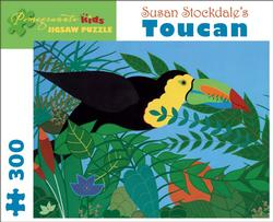 Susan Stockdale's Toucan Birds Children's Puzzles