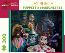 Puppets & Marionettes Movies / Books / TV Jigsaw Puzzle