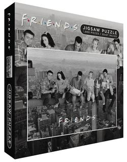 F.R.I.E.N.D.S. - Over New York New York Jigsaw Puzzle