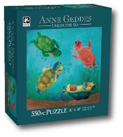 Turtle Babies Photography Jigsaw Puzzle