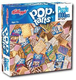 Pop Tarts (Kellogg's) Sweets Jigsaw Puzzle