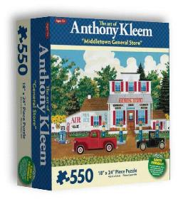 Middletown General Store General Store Jigsaw Puzzle