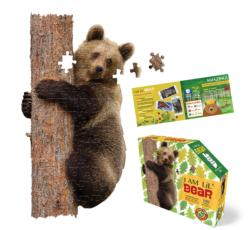 I Am Lil' Bear Bears Children's Puzzles
