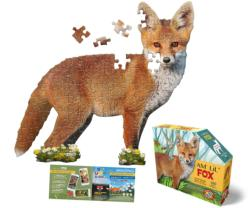 I Am Lil' Fox Bears Children's Puzzles