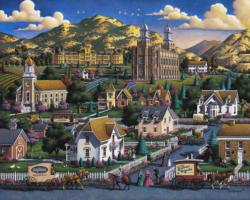 Logan Summer United States Jigsaw Puzzle