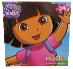 Nickelodeon - Dora The Explorer Movies / Books / TV Children's Puzzles