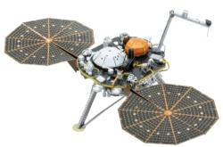 Mars InSight Science Metal Puzzles