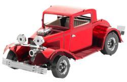 1932 Ford Coupe Vehicle Nostalgic / Retro Metal Puzzles