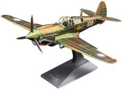 P-40 Warhawk Military / Warfare Metal Puzzles