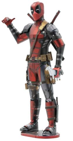 Deadpool - Marvel Super-heroes Metal Puzzles